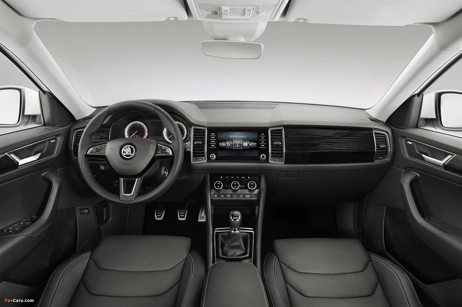 Škoda Kodiaq 2016 pictures (1600 x 1064)