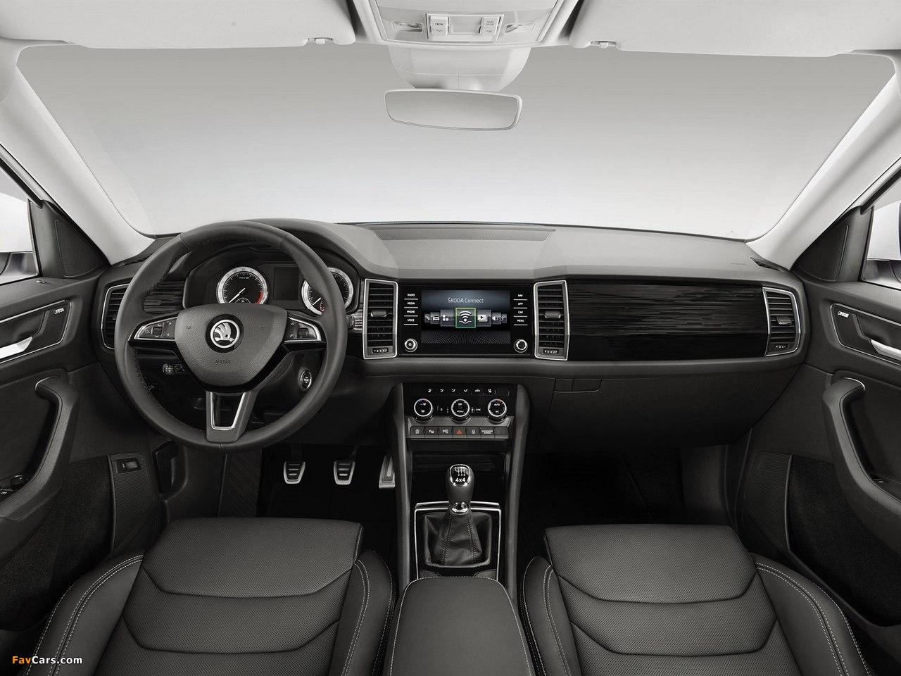 Škoda Kodiaq 2016 pictures (1280 x 960)