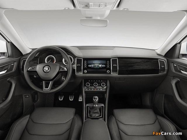 Škoda Kodiaq 2016 pictures (640 x 480)