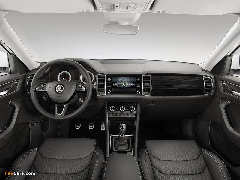 Škoda Kodiaq 2016 pictures (800 x 600)