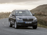 Škoda Kodiaq UK-spec 2016 wallpapers