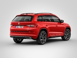 Škoda Kodiaq 4×4 Sportline 2017 wallpapers