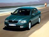 Škoda Laura 2004–08 photos