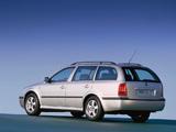 Images of Škoda Octavia Combi (1U) 2000–10