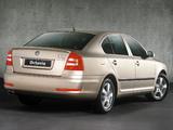 Images of Škoda Octavia Styling Package (1Z) 2004–08