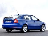 Images of Škoda Octavia RS (1Z) 2004–08