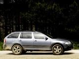 Images of Škoda Octavia Scout UK-spec (1Z) 2007–08