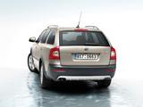 Images of Škoda Octavia Scout (1Z) 2009–13