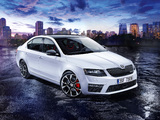 Images of Škoda Octavia RS 230 (5E) 2015