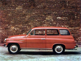 Photos of Škoda Octavia Combi (Type 993C) 1961–71