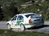 Photos of Škoda Octavia WRC (1U) 1999–2003