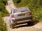 Photos of Škoda Octavia Scout UK-spec (1Z) 2007–08