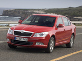Photos of Škoda Octavia AU-spec (1Z) 2008–13