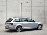 Photos of Škoda Octavia Combi (5E) 2013