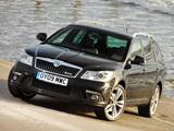 Pictures of Škoda Octavia vRS Combi (1Z) 2009–13