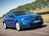 Pictures of Škoda Octavia RS (5E) 2013