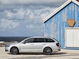 Pictures of Škoda Octavia Combi Laurin & Klement 4×4 (5E) 2017