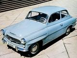 Škoda Octavia (Type 985) 1959–64 wallpapers