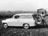 Škoda Octavia Combi (Type 993C) 1961–71 photos
