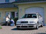 Škoda Octavia Combi (1U) 2000–10 images