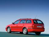 Škoda Octavia Combi (1U) 2000–10 photos