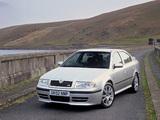 Škoda Octavia vRS (1U) 2001–04 images