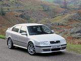 Škoda Octavia vRS (1U) 2001–04 pictures