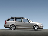 Škoda Octavia Combi (1Z) 2004–08 images