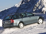 Škoda Octavia Combi (1Z) 2004–08 pictures
