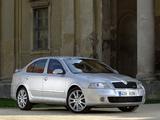 Škoda Octavia RS (1Z) 2004–08 wallpapers