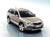 Škoda Octavia Scout (1Z) 2009–13 pictures