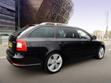 Škoda Octavia vRS Combi (1Z) 2009–13 wallpapers