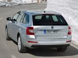 Škoda Octavia Combi 4x4 (5E) 2013 photos