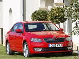 Škoda Octavia UK-spec (5E) 2013 pictures