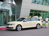 Škoda Octavia Combi Taxi (5E) 2013 wallpapers