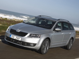 Škoda Octavia Combi Laurin & Klement (5E) 2014 photos