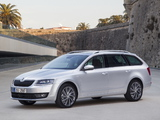 Škoda Octavia Combi Laurin & Klement (5E) 2014 wallpapers