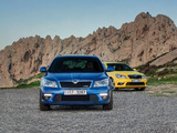 Škoda Octavia wallpapers