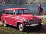 Škoda Octavia Combi (Type 993C) 1961–71 wallpapers