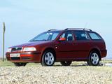 Škoda Octavia Combi 4x4 UK-spec (1U) 2000–04 wallpapers