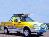 Photos of Škoda Pick-up Fun Prototype (Type 787) 1992