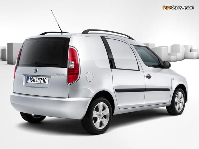 Images of Škoda Praktik 2010 (640 x 480)