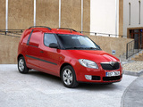 Photos of Škoda Praktik 2007–10