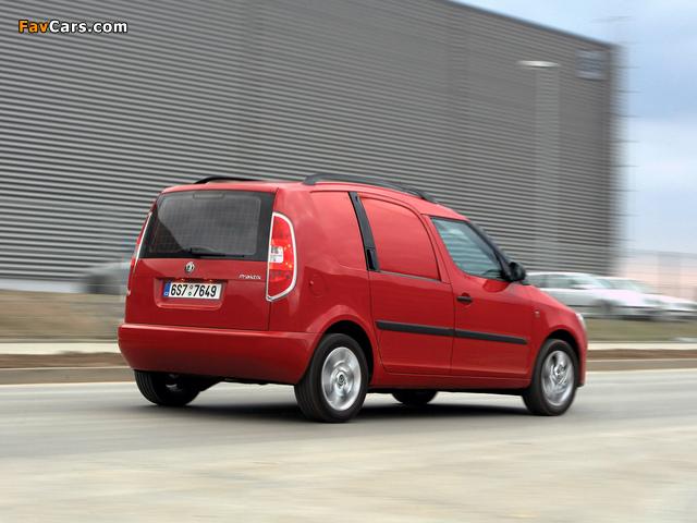 Photos of Škoda Praktik 2007–10 (640 x 480)