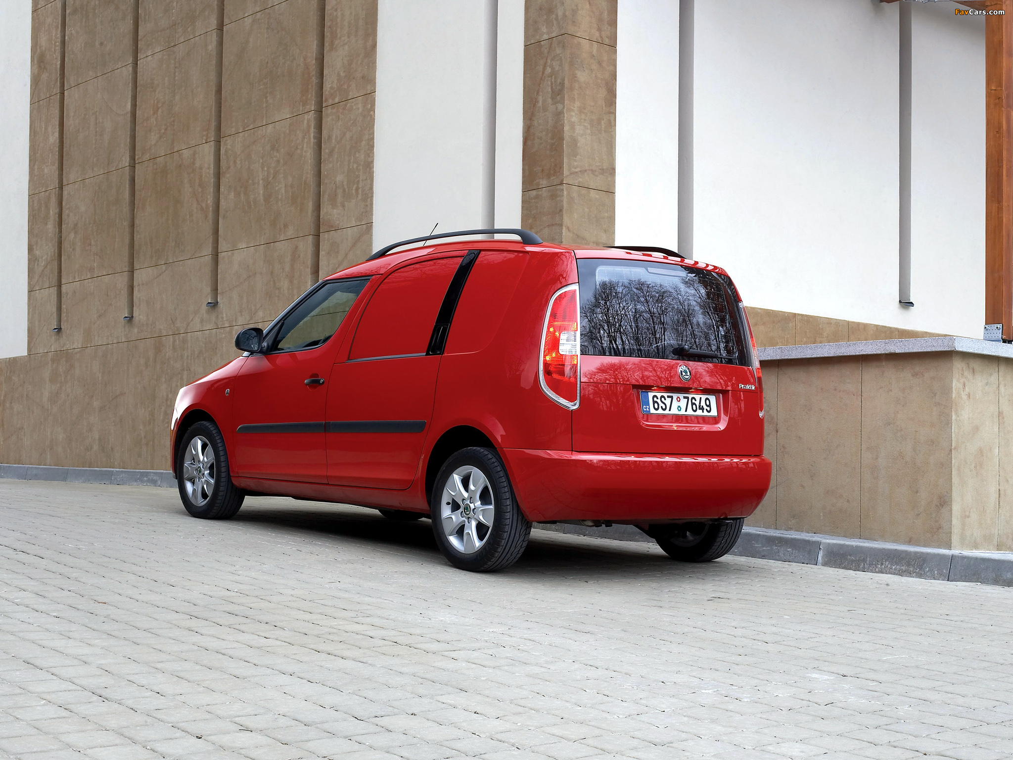 Pictures of Škoda Praktik 2007–10 (2048 x 1536)