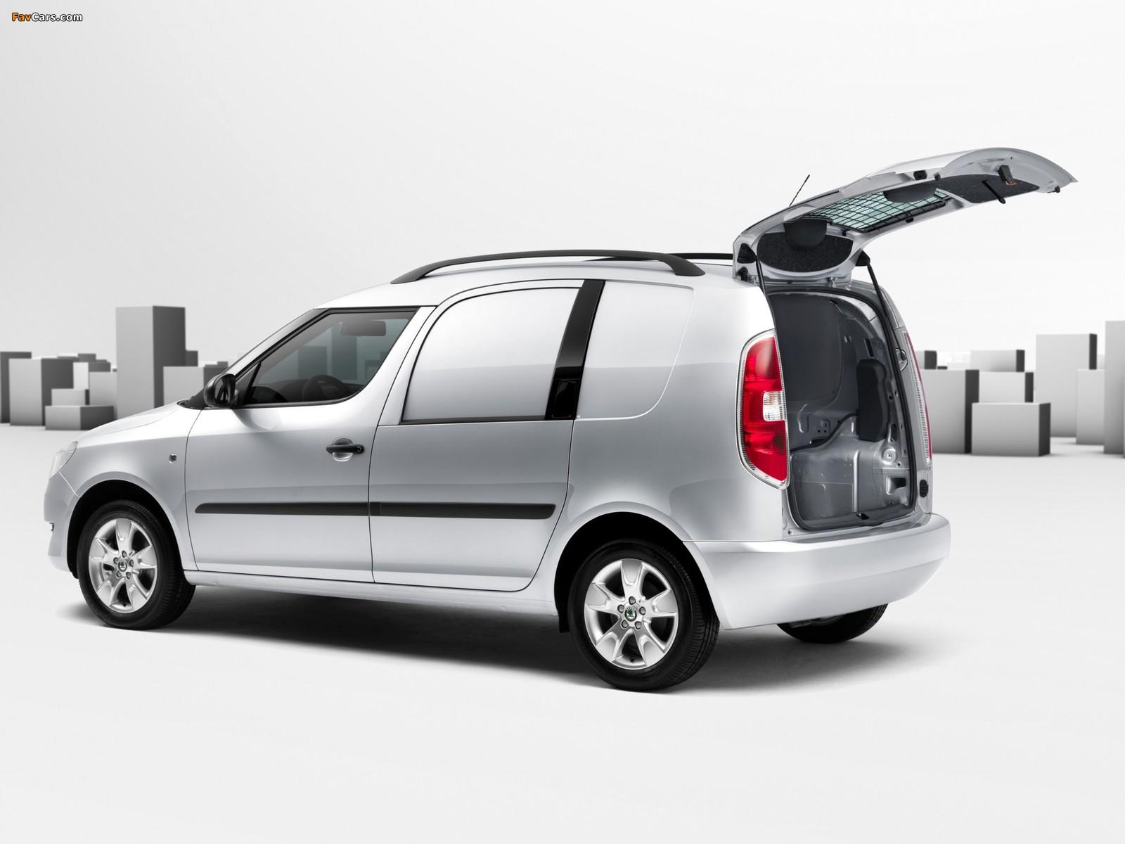 Pictures of Škoda Praktik 2010 (1600 x 1200)