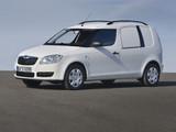 Škoda Praktik 2007–10 images