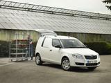 Škoda Praktik 2007–10 pictures