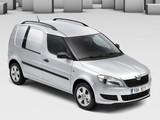 Škoda Praktik 2010 images