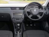 Images of Škoda Rapid UK-spec 2012